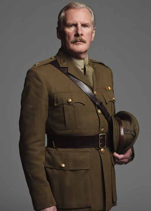 Downton Abbey S2 Dr Richard Clarkson Played By David