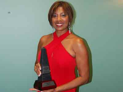 Lorain Lai, Co-owner of Canada's largest Caribbean-owned West Indian food market chain, Nicey's Food Mart - 2012 ACAA for Excellence in Business