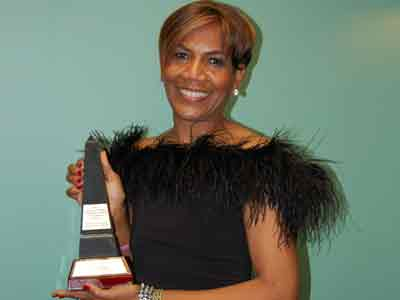 Dr. Roz Roach, Founder and Pres. of Nu Life and Longevity, CEO of Dr. Roz's Healing Place - 2012 ACAA for Excellence in Medicine