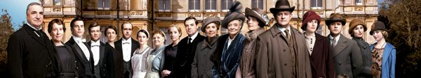 Downton Abbey S5 Cast - About Page