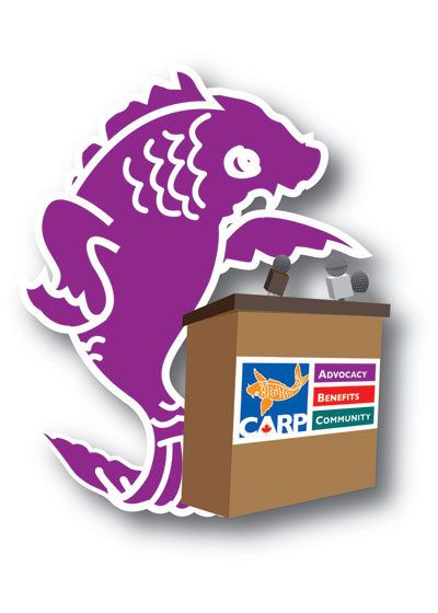 CARP Mayoral Fish Logo