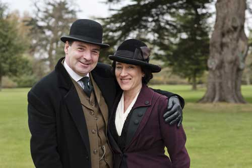 DAS2: Brendan Coyle and Maria Doyle Kennedy are much better friends off camera