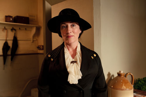 Downton Abbey S2E4: The despicable Vera Bates (Maria Doyle Kennedy)