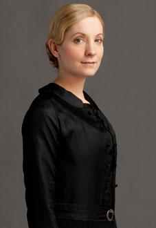 Anna Bates (nee Smith), Head Housemaid/Lady's Maid to Lady Mary Crawley - played by Joanne Froggatt