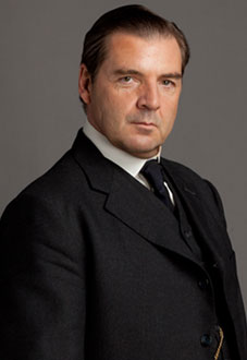 John Bates, Lord Grantham's Valet - played by Brendan Coyle