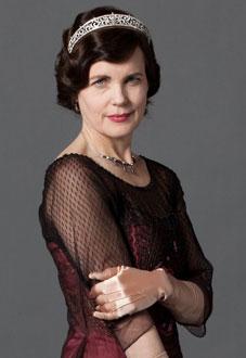 Cora Crawley, Countess of Grantham - played by Elizabeth McGovern