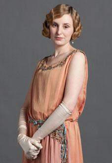 Lady Edith Crawley - played by Laura Carmichael
