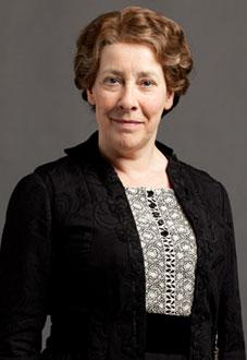 Elsie Hughes, Housekeeper - played by Phyllis Logan