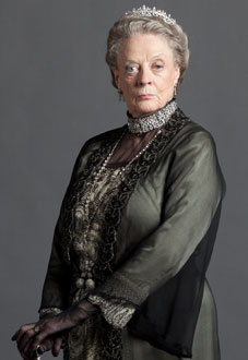 Violet Crawley, Dowager Countess of Grantham - played by Dame Maggie Smith