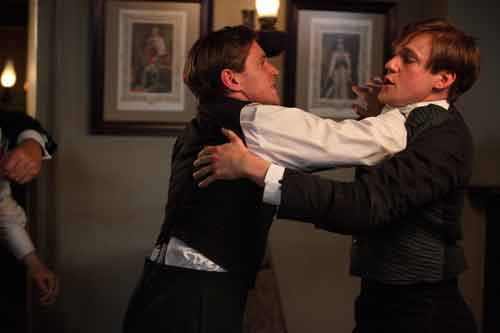 DAS1: Branson and William get into a fight