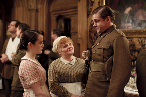 DAS2: William has a proposition for Daisy that meets Mrs. Patmore's approval