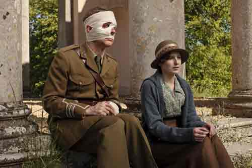 DAS2: Edith is drawn in by a mysterious, recovering Canadian soldier