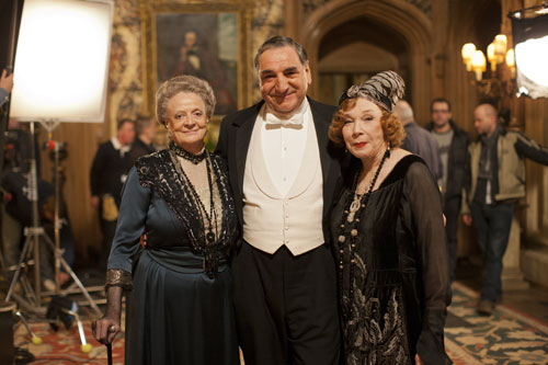 Downton Abbey Behind The Scenes S3e1 6 Vision Tv Channel