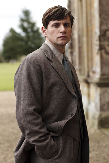 DAS3 Cast: Allen Leech stars as Tom Branson