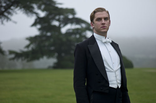 DAS3 Cast: Dan Stevens stars as Matthew Crawley