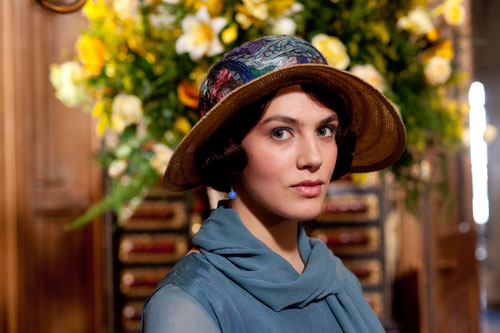 DAS3 Cast: Jessica Brown Findlay as Lady Sybil Branson (nee Crawley)
