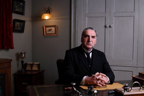 DAS3 Cast: Jim Carter as Mr. Charles Carson