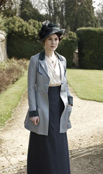 DAS1 CAST: Michelle Dockery as Lady Mary Crawley