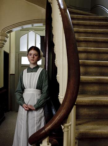 DAS1 CAST: Rose Leslie as Gwen Dawson