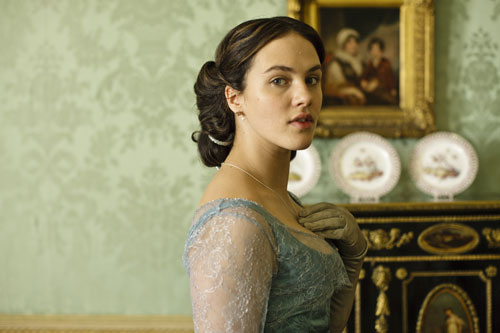 DAS1 CAST: Jessica Brown Findlay as Lady Sybil Crawley