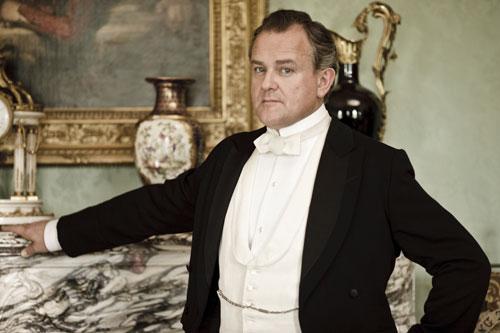 DAS1 CAST: Hugh Bonneville as Robert Crawley, Earl of Grantham