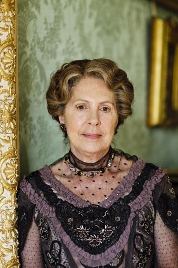 DAS1 CAST: Penelope Wilton as Isobel Crawley