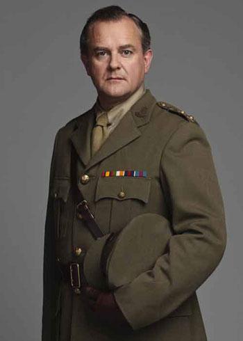DAS2 CAST: Hugh Bonneville as Robert Crawley, Earl of Grantham