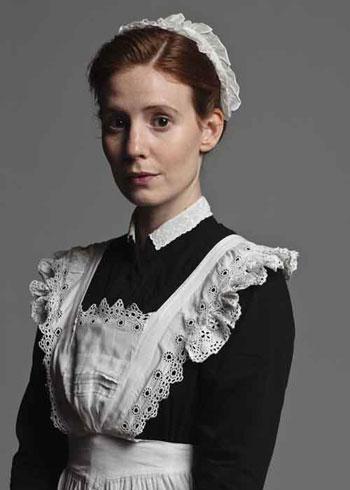 DAS2 CAST: Amy Nuttall as Ethel Parks, House Maid