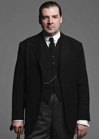 DAS2 CAST: Brendan Coyle as John Bates, Lord Grantham's Valet