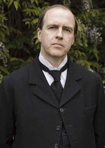 DAS2 CAST: Kevin Doyle as Joseph Molseley, Matthew Crawley's Valet