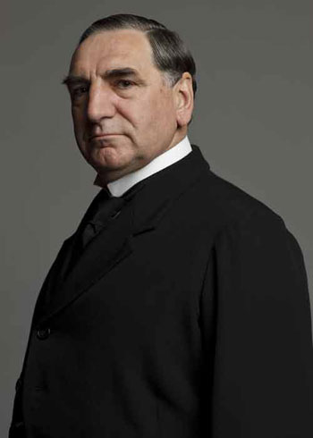 DAS2 CAST: Jim Carter as Mr. Carson, Butler