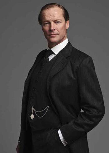 DAS2 CAST: Iain Glen as Sir Richard Carlisle, Lady Mary's suitor and fiance