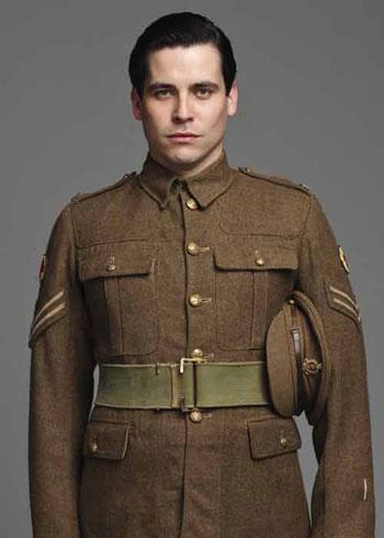 DAS2 CAST: Rob James-Collier as Acting Sgt. Thomas Barrow