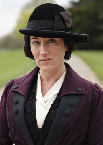 DAS2 CAST: Maria Doyle Kennedy as Vera Bates, estranged wife of John Bates
