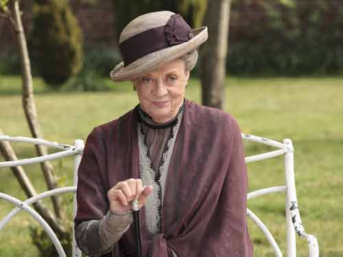 DAS2: The Dowager Countess of Grantham, Lady Violet Crawley