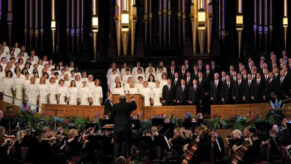 Mormon Tabernacle Choir - Hope and Light