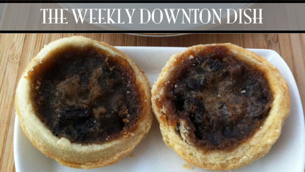 The Weekly Downton Dish: Banbury Tarts by Pamela Foster, DowntonAbbeyCooks.com