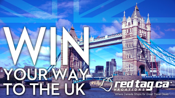 Win Your Way to the UK Contest