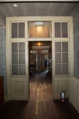 Spadina Museum: Third Floor Hall - Photo: Courtesy City of Toronto