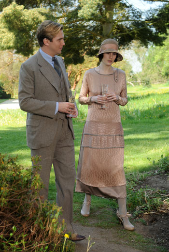 DAS3E2: Matthew and Mary walk the grounds and discuss their future at Eryholme