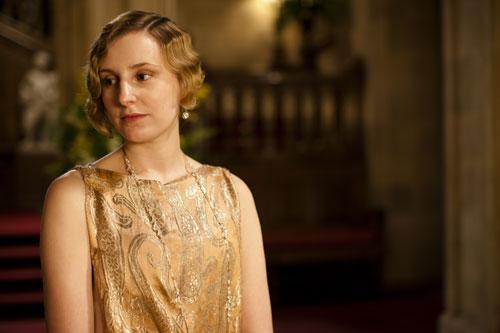 DAS3E1: Lady Edith looking pensive