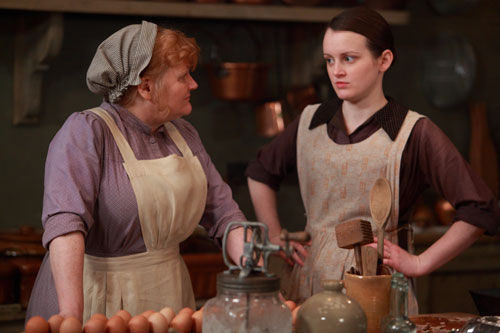 DAS3E3: Daisy and Mrs. Patmore are not getting along