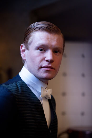 DAS3 Cast: Matt Milne as Alfred Nugent, Footman