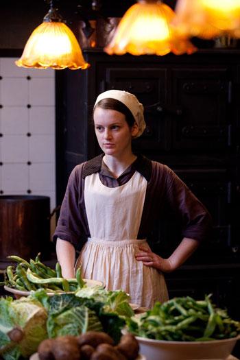 DAS3E4: Daisy ponders her future in the kitchen