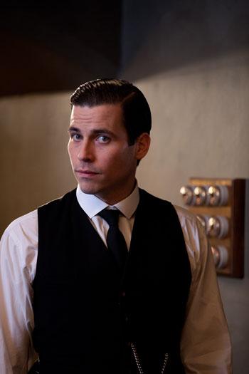 DAS3E5: Rob James-Collier as Underbutler Thomas Barrow