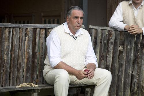DAS3E6: Downton Cricket Match - Carson watches the action