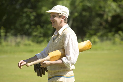 DAS3E6: Downton Cricket Match - Matthew plays
