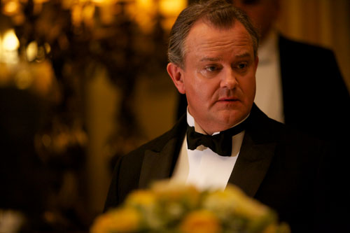 DAS3E6: Lord Grantham at dinner