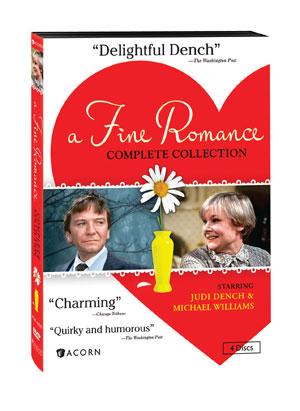 A Fine Romance - Complete Collection DVD Box Set