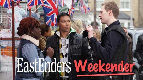 EastEnders Weekender (June 10-14, 2013): Mercy, Mercy Me